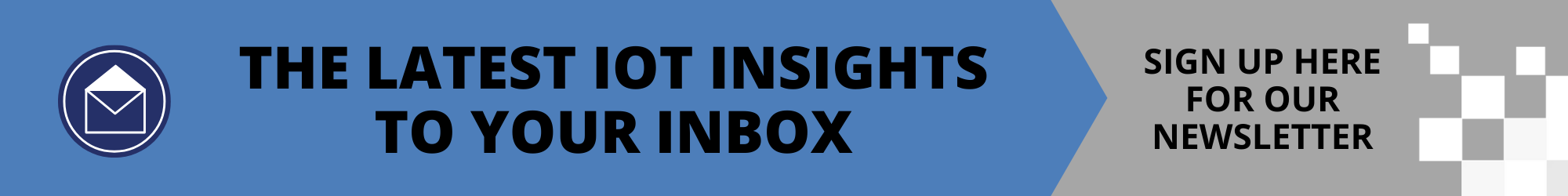 The latest IoT insights to your inbox
